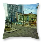 Havana-36 Throw Pillow