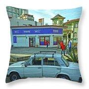 Havana-37 Throw Pillow