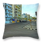 Havana-40 Throw Pillow