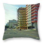 Havana-41 Throw Pillow