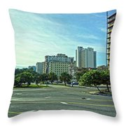 Havana-42 Throw Pillow