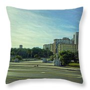 Havana-43 Throw Pillow