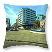 Havana-44 Throw Pillow
