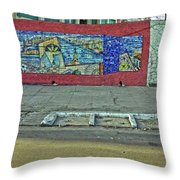 Havana-46 Throw Pillow