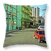 Havana-47 Throw Pillow