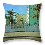 Havana-48 Throw Pillow