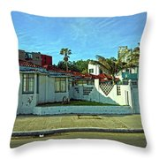 Havana-49 Throw Pillow