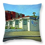 Havana-50 Throw Pillow