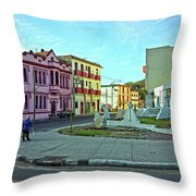 Havana-51 Throw Pillow