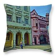 Havana-53 Throw Pillow