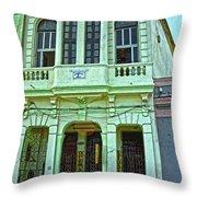 Havana-55 Throw Pillow