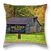Have A Chaw Throw Pillow