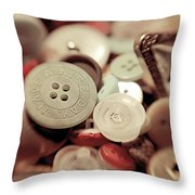Have A Nice Day Throw Pillow
