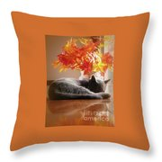 Have A Restful Thanksgiving Throw Pillow