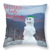 Have A Very Merry Christmas Throw Pillow