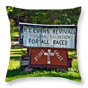 Have Miracle - Will Travel 2 Throw Pillow