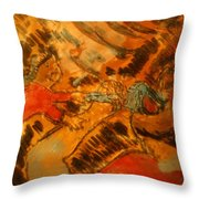 Have Some - Tile Throw Pillow