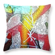 Have Some Kool-aid Throw Pillow