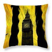 Have You The Time Throw Pillow