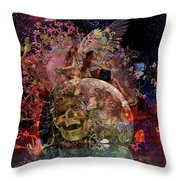 Have Your Tickets Out And Ready Betsy C Knapp Throw Pillow