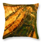 Haven - Tile Throw Pillow