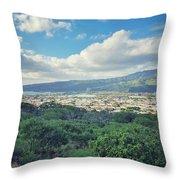 Hawaii Kai  Throw Pillow