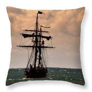 Hawaiian Chieftain-3 Throw Pillow