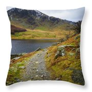 Haweswater  Throw Pillow