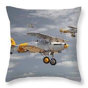 Hawker Nimrod Throw Pillow