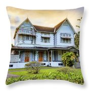 Hayes Court Throw Pillow