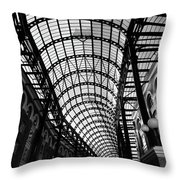 Hay's Galleria Throw Pillow