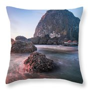 Haystack Rocklife Throw Pillow