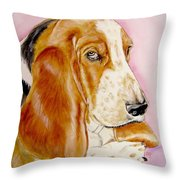 Hazel Throw Pillow