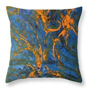 Hd 189 Exoplanet Surface Throw Pillow