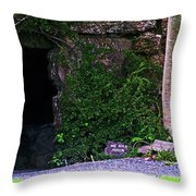 He Has Risen Throw Pillow
