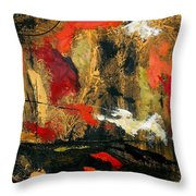 He Reigns Supreme Forever II Throw Pillow