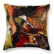He Reigns Supreme Forever Throw Pillow