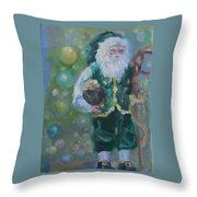 He Sees You....... Throw Pillow