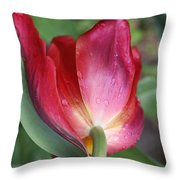 Head Down Throw Pillow