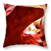 Head Of The Dog Throw Pillow