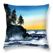 Headland Throw Pillow