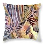 Heads Or Tails Throw Pillow