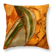 Headstrong - Tile Throw Pillow