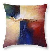 The Gift Of Self Throw Pillow