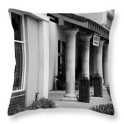 Healdsburg California Throw Pillow