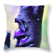 Healing Forces Throw Pillow