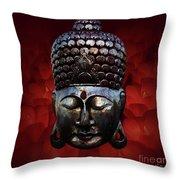 Healing Lights 3 Throw Pillow