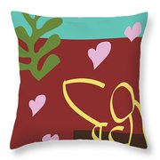Health - Celebrate Life 3 Throw Pillow