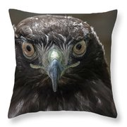 Hears Looking At You  Throw Pillow