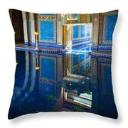 Hearst Pool Throw Pillow